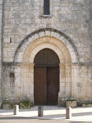 Eglise Saint-Pierre-aux-Liens - Français:   église de Garat, Charente, France