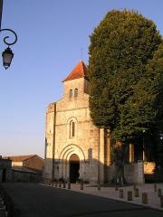 Eglise Saint-Pierre-aux-Liens - Français:   église de Garat (Charente)