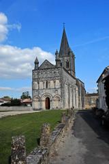 Eglise Saint-Martin - Deutsch: Genzac-la-Pallue