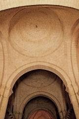 Eglise Saint-Martin - Deutsch: Genzac-la-Pallue, Schiff, 2. - 4. Kuppel
