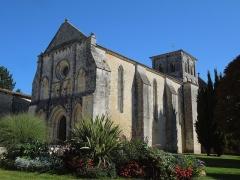 Eglise Notre-Dame-de-Lignières - Deutsch: Pfarrkirche Notre-Dame in Lignières-Sonneville