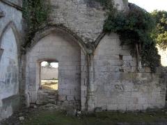 Ancien prieuré de Lanville - English: Church of Marcillac-Lanville - Charente - France - Europa