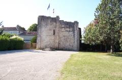 Château -  France - Charente - Montignac - Le donjon