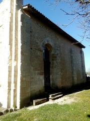 Château - Français:   Donjon de Montignac, Charente, France