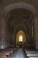 Eglise Saint-Martial - Deutsch:   Katholische Pfarrkirche Saint-Martial in Mouton im Département Charente (Nouvelle-Aquitaine/Frankreich), Innenraum