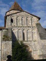 Eglise Saint-Pierre - Français:   Eglise de Reignac, Charente, France