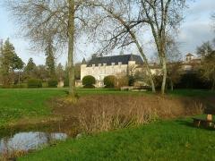 Château de Saint-Brice - English: castle of St-Brice, Charente, SW France