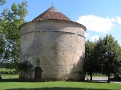 Logis de Gardépée - English: le pigeonnier du château de garde-épée