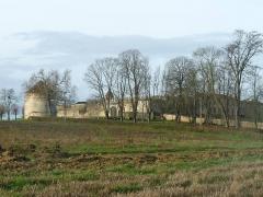 Logis de Gardépée - English: castle of Garde-Epée, St-Brice, Charente, SW France