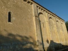 Eglise Sainte-Colombe - English: church