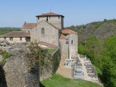 Eglise Saint-Germain - Français:   Eglise de St-Germain-de-Confolens, Charente, France