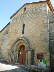 Eglise Saint-Germain - English: church