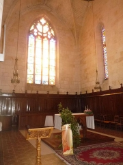 Eglise saint-Pierre - English: church of Segonzac, Charente, SW France