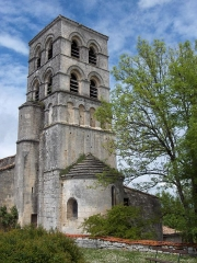 Eglise Saint-Pierre - English: Church of Sers - Charente - France - Europa