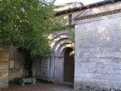 Eglise Saint-Pierre - Français:   église de Sers