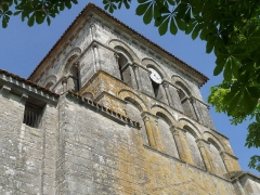 Eglise Saint-Martin - Français:   Eglise de Sigogne, Charente, France