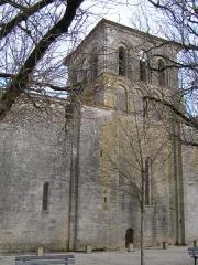 Eglise Saint-Martin -  église de Sigogne, Charente, France