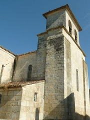 Eglise de Saint-Mathieu - English: church of Soyaux, Charente, SW France