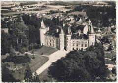 Château - English: Verteuil castle