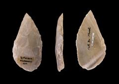 Gisement et grottes constituant l'abri dit du Placard -