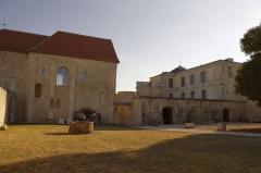 Château - Château de Villebois-Lavalette, Charente