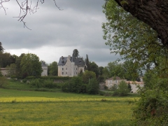 Château - English: Castle of Vouzan - Charente - France - Europe