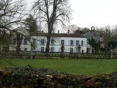 Ancienne abbaye de Fontaine Vive, ou de Grosbot - English:   remains of the abbey of Grosbot, Charras, Charente, SW France