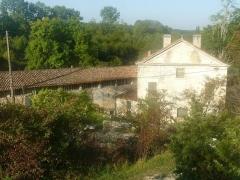 Moulin à papier du Verger - English: paper mill of Puymoyen, Charente, SW France