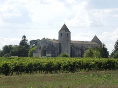 Eglise Saint-Eutrope - English: Église Saint-Eutrope