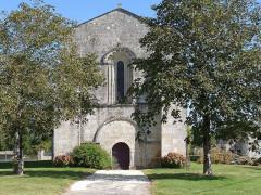 Eglise Saint-Martin - Français:   Eglise, Allas-Bocage, Charente-Maritime, France