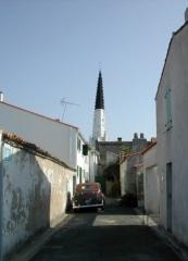 Eglise Saint-Etienne - Deutsch: Turm von Saint Étienne