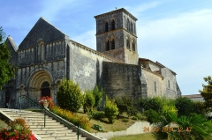 Eglise Saint-Martin - English: The Church of Saint Martin