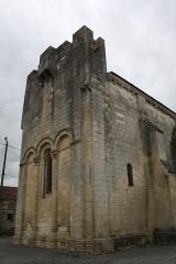 Eglise Notre-Dame - Français:   Église d\'Authon (Charente-Maritime, France).