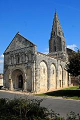 Eglise Notre-Dame - Deutsch: Avy, Dorfkirche,von südwest