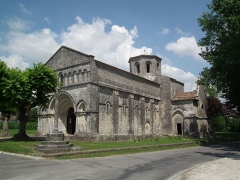 Eglise Notre-Dame -  Eglise de Biron