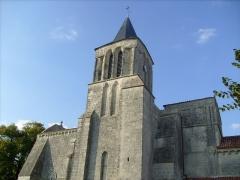 Eglise Saint-Vivien - Français:   Eglise de Bords