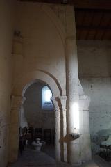 Eglise Saint-Pierre - Français:   de l\'Église Saint-Pierre de Bougneau.