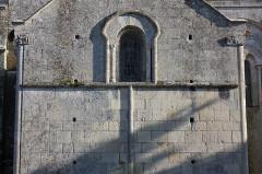 Eglise Saint-Martin - Français:   Chadenac - Eglise Saint-Martin Détail transept Nord