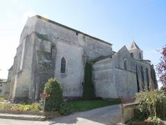 Eglise Saint-Martin - Deutsch:   Die katholische Pfarrkirche Saint-Martin in Chadenac