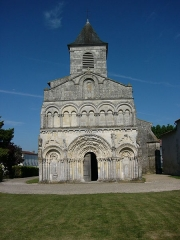 Eglise Saint-Martin -   Auteur: koakoo (http://koakoo.free.fr) Date: le 7 juin 2006  Lieu: Chadenac (FRANCE)