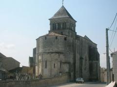 Eglise Saint-Pierre -  Église Saint-Pierre de Chaniers