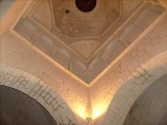 Eglise Saint-Vivien - Français:   Coupole de l\'église de Geay