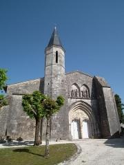 Eglise Saint-Symphorien -  Eglise de Grézac