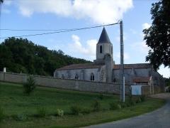 Eglise Saint-Symphorien - Français:   La Gripperie-Saint-Symphorien