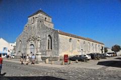 Eglise Saint-Pierre - Deutsch: Brouage, Église, Zentrum der Zitadelle