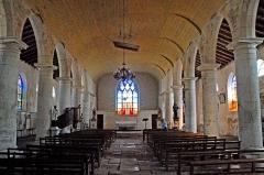 Eglise Saint-Pierre - Deutsch: Brouage, Église, Innenraum