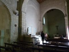 Eglise Saint-Martin - Français:   Eglise St-Martin, île d\'Aix, Charente-Maritime, France