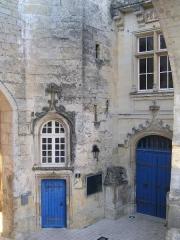 Château -  le château de Jonzac