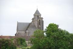 Eglise Sainte-Marie ou Notre-Dame -  Eglise de Lonzac (autre angle)