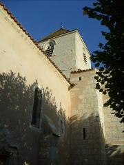 Eglise Saint-Pierre-ès-Liens -  Eglise de Lorignac
